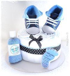 Gateau de couches Globe trotteur cake - Babys Cakes boutique