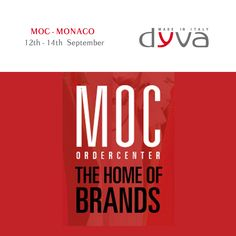 DAL 12 AL 14 SETTEMBRE SIAMO A MONACO AL MOC-MONACO #nuovacollezione #preview  SEPT. 12TH - 14TH WE ARE IN MONACO FOR THE MOC-MUNCHEN! #newcollection #summer2015
