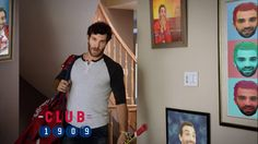"""The Redecorator"" – Montreal Canadiens w/Jay Baruchel ft. Brandon Prust ..."