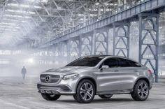 Mercedes Suv cupé