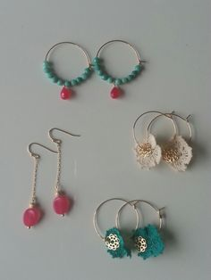 anna-rivers rev crochet earrings
