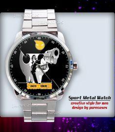 New Rare Soul Eater The Death anime manga Sport Metal Watch