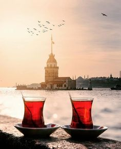 Image about photography in Cities Visit Istanbul, Istanbul Travel, Best Winter Destinations, Turkey Places, Turkish Tea, Watercolor Architecture, City Aesthetic, Story Instagram, Dark Photography