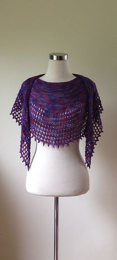Ravelry: Pirate Dandy pattern by Dominique Trad