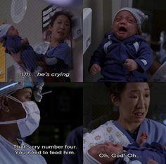Poor Cristina