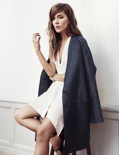 #FranckProvost #parisienne #parisiangirl #glamour #chic #tendance #mode #hautecouture #mademoiselle #provost Inspiration Franck Provost