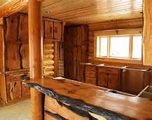 Rustic Kitchen Cabinets Bing Images More Cabin Design Rustic Kitchens