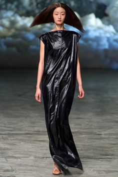 Rick Owens Spring 2013 RTW - Review - Fashion Week - Runway, Fashion Shows and Collections - Vogue - Vogue