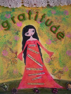 A PINK DREAMER: gratitude...