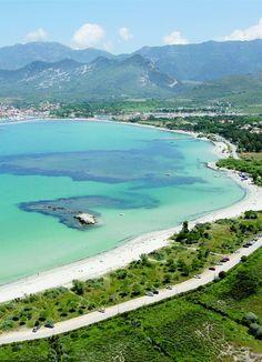 Saint-Florent, Corsica , France