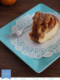 Easy Homemade Recipe: Caramel Apple Bundt Cake