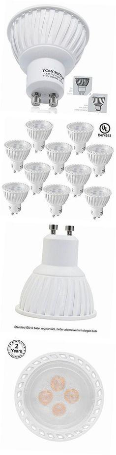 Light Bulbs 20706: 10 Pack Mr16 Gu10 Led Light Bulb, 5W (50W Equivalent), 2700K Soft White, 36? -> BUY IT NOW ONLY: $59.59 on eBay!