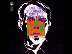 Karlheinz Stockhausen  Klavierstücke