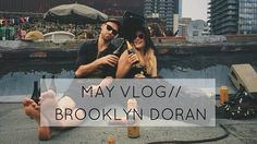 ROOFTOP PARTY! // May Vlog 2016