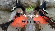 Halloween Witch Decorations, Christmas Decorations, Christmas Ornaments, Holiday Decor, How To Make Pumpkin, Diy Pumpkin, Fairy Dolls, Diy Doll, Handmade Items