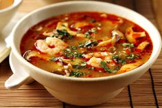 Sicilian Fish Soup  Get the recipe at Jamie Oliver.