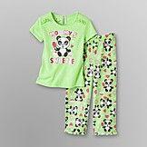 Little Wonders Infant Girl's Sleeper Pajamas - Flowers - Baby - Baby & Toddler Clothing - Sleepwear