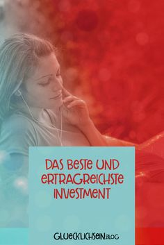 Was es dir bringt wenn du in dich investierst und ein paar handfeste Tipps, wie du das sofort angehen kannst. Investing, Blog, Movies, Movie Posters, Further Education, Abandoned, Couple, Life, Tips