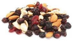 Healthy trail mix for the family and kids.  Lots of options here.