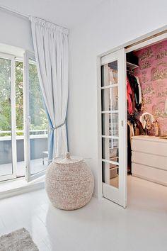 Förvaring – 10 walk in closets att inspireras av - Sköna hem