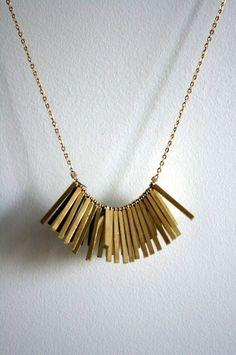 brass fringe