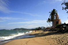 Look at the top beautiful #beaches in #Vietnam..   Nha Trang Mui Ne Con Dao Islands Cham Island Phu Quoc