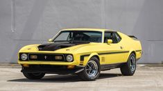 1971 Ford Mustang Mach 1 - 1