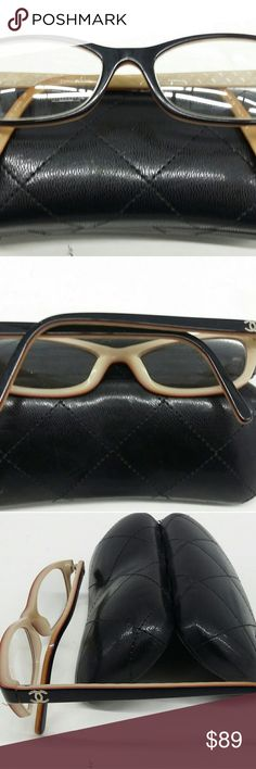 Chanel Women Glasses Made in Italy Chanel Women Glasses Made in Italy gently used condition great case over all condition 8.5  glasses 9/10 msrp over 200.00 make an offer  please make sure you look at style number a rx can adjust them to your liking CHANEL Accessories Glasses