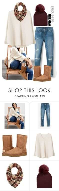 """The Icon Perfected: UGG Classic II Contest Entry"" by dreamingandliving ❤ liked on Polyvore featuring UGG, White House Black Market, UGG Australia, MANGO, Charlotte Russe, ugg and contestentry"