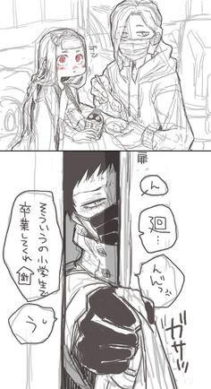 Eri & Chronostasis [Kurono Hari] & Overhaul [Chisaki Kai]