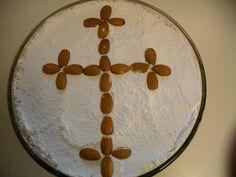 Greek Orthodox religion, koliva is a dish that is heavy with ritual… Beginning Of Lent, Cypriot Food, Greek Cookies, Greek Easter, Greek Culture, Greek Recipes, Greek Desserts, Berries, Traditional