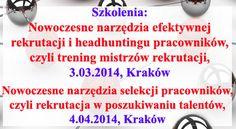 Każda firma potrzebuje dobrych pracowników, odpowiednio dopasowanych do jej wymogów, które z kolei są pod wpływem presji rynku, jego potrzeb i możliwości. http://www.szkolenia.avenhansen.pl/szkolenia-otwarte/nowoczesne-narzedzia-selekcji-pracownikow-czyli-rekrutacja-w-poszukiwaniu-talentow-2014-03-04-krakow.html