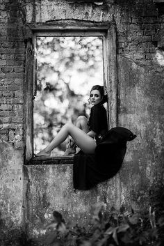 Ensaio pessoal sensual....Window Dressin.