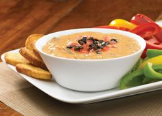Johnsonville Spicy Sausage Queso http://www.johnsonville.com/recipe/spicy-sausage-queso.html
