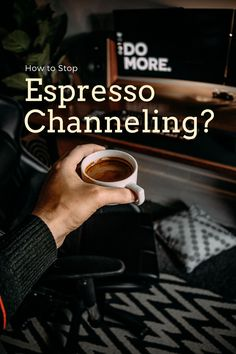 Espresso channeling will ruin the taste of your coffee, which is why early detection and intervention are critical. Almost anyone with an espresso machine has experienced this problem, and it's never a pleasing experience. Although espresso channeling is a common occurrence, it's often hard to avoid it, especially if you don't know its cause and various prevention methods. #espresso #coffee Best Espresso, Espresso Coffee, Black Coffee, Types Of Coffee Beans, Different Types Of Coffee, Coffee Canister, Coffee Spoon, Coffee Cream, Coffee Type