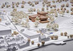 Gmp gewinnen Wettbewerb in Kitzingen / Staatsarchiv für Unterfranken - Architektur und Architekten - News / Meldungen / Nachrichten - BauNetz.de