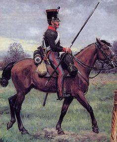 Eclaireur de la Garde - L. Rousselot