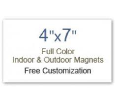 Rectangle Magnets, Custom Square Magnets, Custom Rectangular Magnets, Magnetic Squares | CustomMagnetsDirect.com