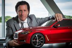 Alfonso Albaisa is executive design director, Infiniti Motor Company, Ltd. and also a corporate vice president. A graduate of the Pratt Institute — a top A