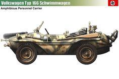 VW Typ166 Schwimmwagen
