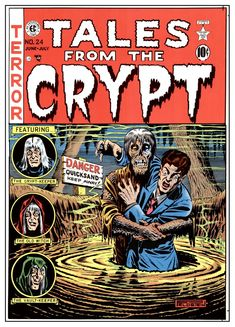 Tales From the Crypt # 24  1951