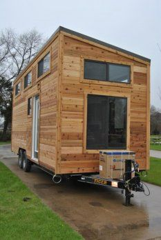 """morrison-hOMe-1 (11)   EcoCabins specializes in tiny houses, cabins, cottages, and homes. Our products range from 150 square ft. tiny models, to RV style cabins and cottages, on up to 3,000+ sq. ft. multi-section """"Modular"""" homes."""