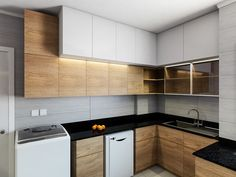 15 m2 Kitchen on Behance
