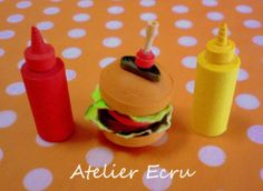 3D quilling food