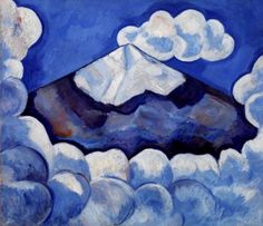 Marsden Hartley, Popocatepetl, Spirited Morning—Mexico, 1932.COURTESY SMITHSONIAN AMERICAN ART MUSEUM | The Most-Read Articles of 2014 from Artnews.  By The Editors of ARTnews Posted 12/24/14  - See more at: http://www.artnews.com/2014/12/24/looking-back-on-2014-the-most-read-stories-of-the-year/#sthash.IccgLW4N.dpuf