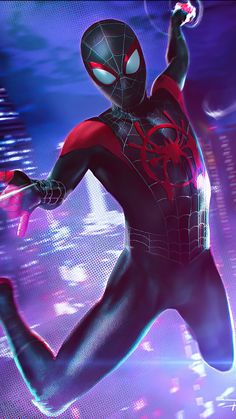 Marvel Heroes, Marvel Dc, Marvel Comics, Spiderman Marvel, Miles Morales, Marvel Comic Universe, Comics Universe, Ultimate Marvel, Spider Man