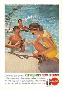 Vintage Advertisements: Coke