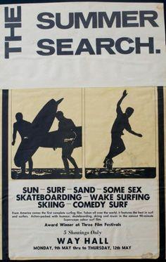 The Summer Search (1966)   Surf Classics    @SingleFin_