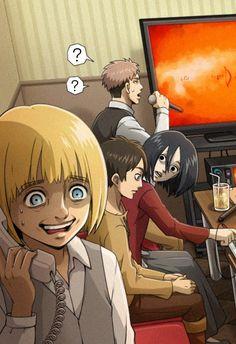 Mikasa omg