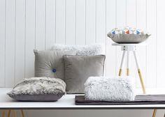Harmaata, valkoista, kaunista kotiin #sisustus #interior
